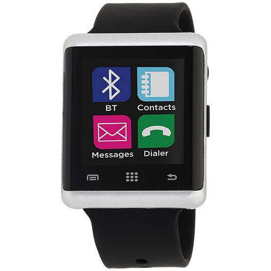 Itouch Air Unisex Black Smart Watch-Ita33605s714-322