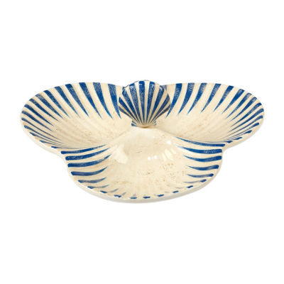 Certified International Seaside Serving Platter