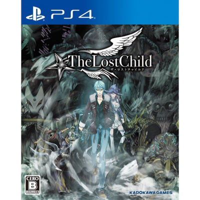 Playstation 4 The Lost Child Video Game