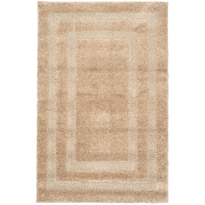 Safavieh Shag Collection Smith Solid Area Rug