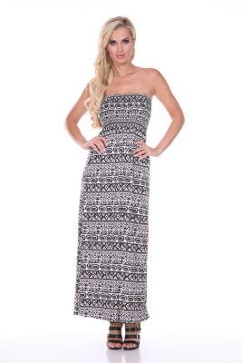 White Mark Atepa Maxi Dress