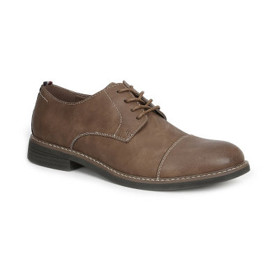 IZOD Mens Ike Oxford Shoes Lace-up