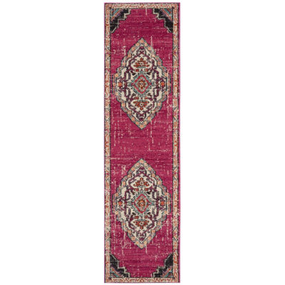 Safavieh Monaco Collection Ilean Oriental Runner Rug