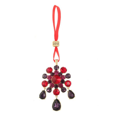 Monet Jewelry Christmas Ornament