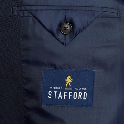 Stafford Classic Fit Sport Coat - Big and Tall