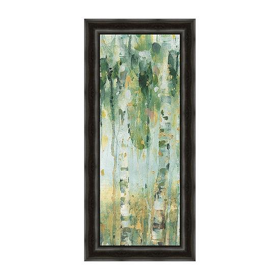 The Forest Iv Framed Print