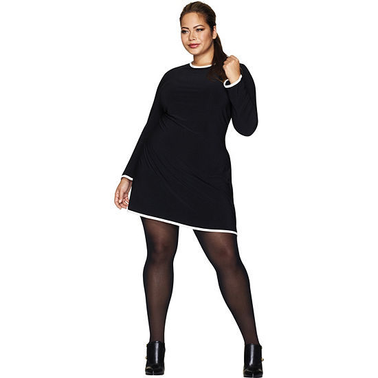 Hanes Curves Sheer Tights