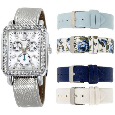 Womens Multicolor Band Watch-In6044s840-078