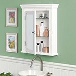 Zenna Home Mirrored Medicine Cabinet