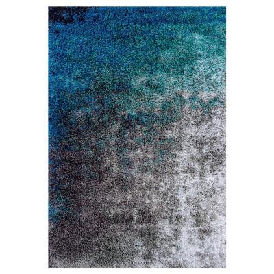Couristan Gaia Ocean Rectangular Rugs