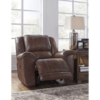 Signature Design By Ashley® Persiphone Leather Recliner
