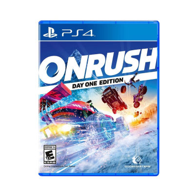 Playstation 4 Onrush: Day One Edition Video Game
