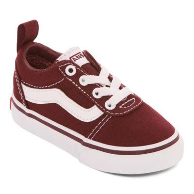 Vans Ward Boys Skate Shoes Slip-on