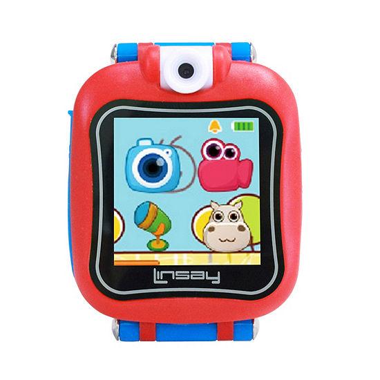 Linsay S-5WCL Kids Smartwatch - Blue