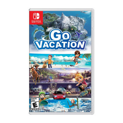 Nintendo Switch Go Vacation Video Game