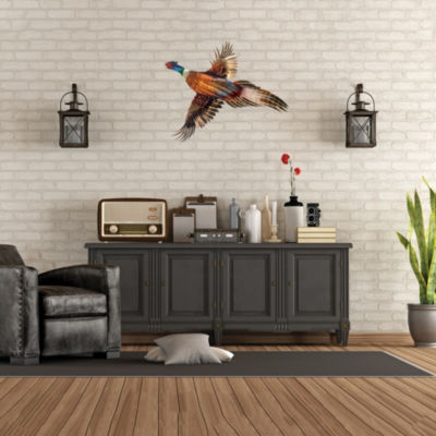 Metal Wall Art Pheasant Wall Art