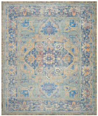 Safavieh Claremont Collection Justine Oriental Area Rug