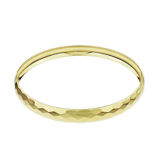 Sechic 14K Gold Bangle Bracelet