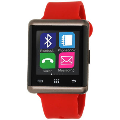 Itouch Air 2 Heart Rate Unisex Red Smart Watch-Ita33605u714-Rgu