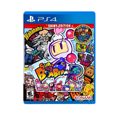 Playstation 4 Super Bomberman R: Shiny Edition Video Game
