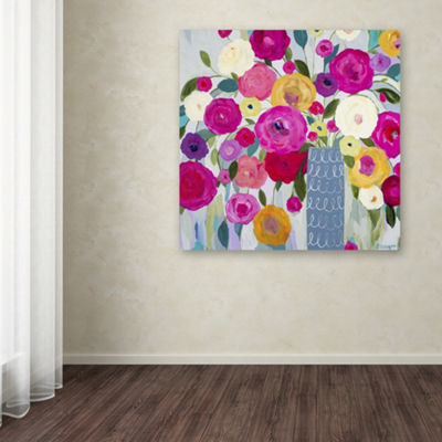 Trademark Fine Art Carrie Schmitt Where Love Resides Giclee Canvas Art