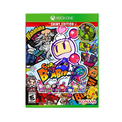 XBox One Super Bomberman R: Shiny Edition Video Game