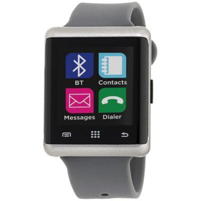 Itouch Unisex Gray Smart Watch-Ita33605y714-328