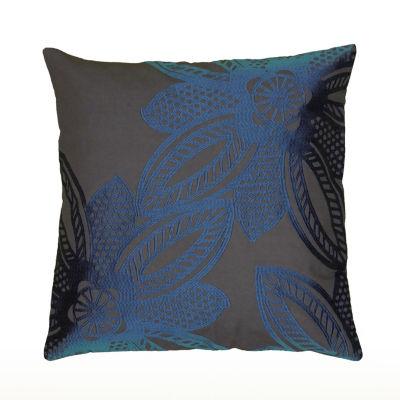Rizzy Home Hugo Floral Decorative Pillow