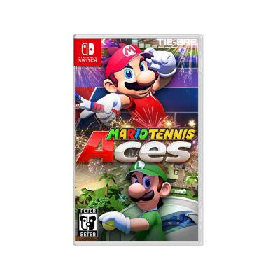 Nintendo Switch Mario Tennis Aces Video Game