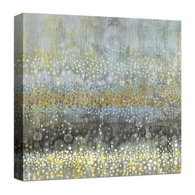 Rain Abstract III Canvas Art