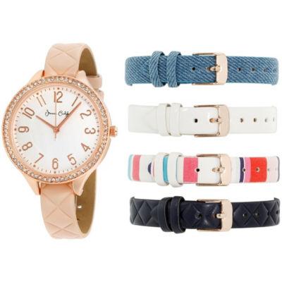 Womens Multicolor Bracelet Watch-In6039rg840-078