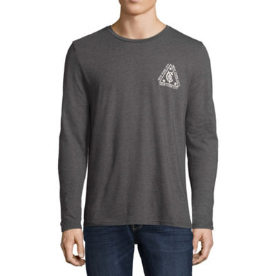 City Streets Long Sleeve Crew Neck T-Shirt