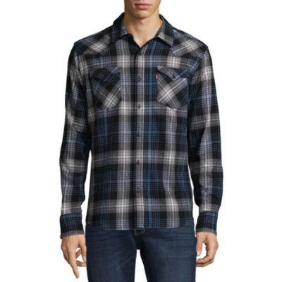 Levi's Flannels Long Sleeve Flannel Shirt