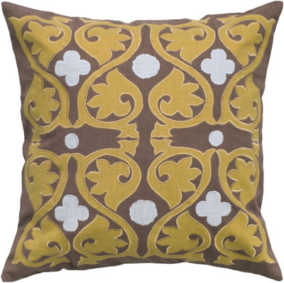 Rizzy Home Blade Geometric Decorative Pillow
