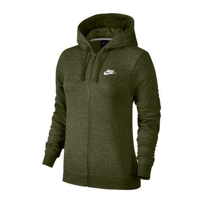 Women's Nike Midweight Fleece Jacket