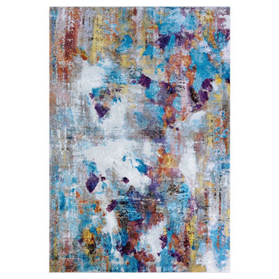 Couristan Gypsy Artists Palette Rectangular Rugs