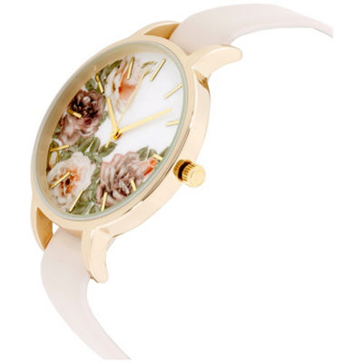 Womens Multicolor Band Watch-In6030g840-078