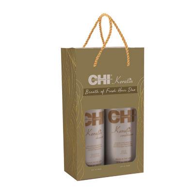 Chi Styling Chi Keratin June Liter Duo 2-pc. Value Set