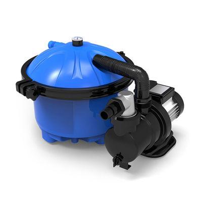 """FlowXtreme PLUS C/T 16"""" AG System W/ 1/2 HP Pump"""