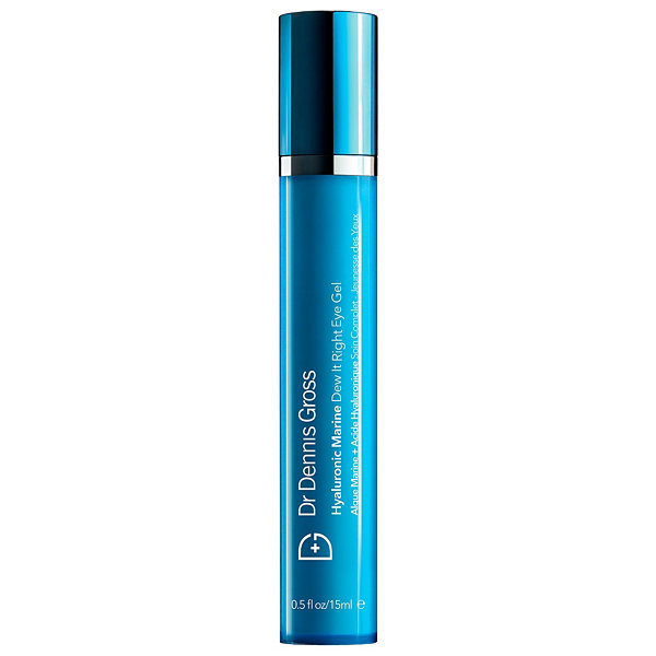 Dr. Dennis Gross Skincare Hyaluronic Marine Dew It All Eye Gel