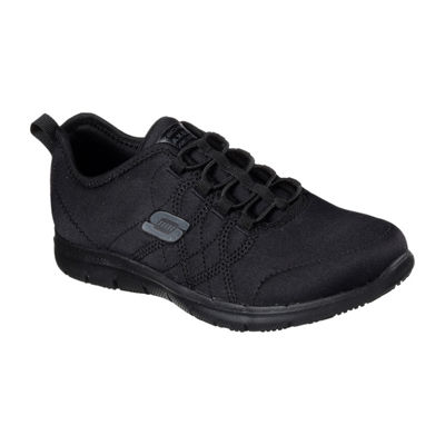 Skechers Ghenter Womens Walking Shoes Lace-up