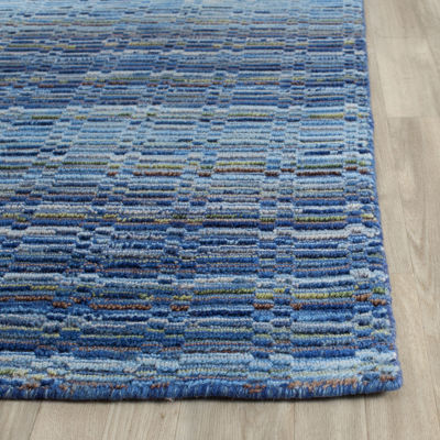Safavieh Himalaya Collection Altan Striped Runner Rug