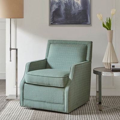 Madison Park Malcolm Swivel Chair