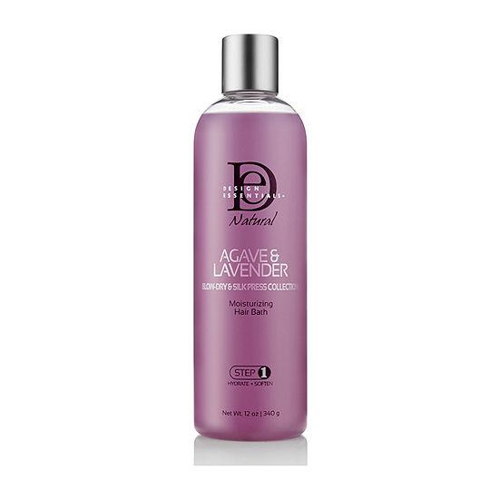 Design Essentials Agave & Lavender Hair Bath Shampoo - 12 oz.