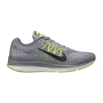 Nike Zoom Winflo 5 Mens Running Shoes Lace-up