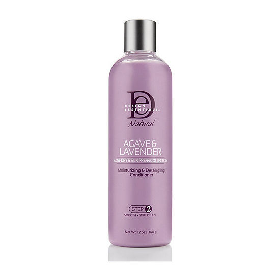 Design Essentials Agave & Lavender Moisturizing and Detangling Conditioner - 12 oz.