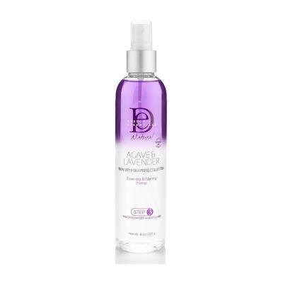 Design Essentials Agave & Lavender Blow-dry & Styling Primer - 8 oz.