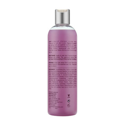 Design Essentials Agave And Lavender Shampoo - 12 oz.