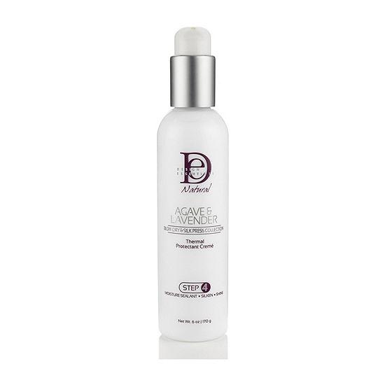 Design Essentials Agave & Lavender Thermal Protectant Crème- 6 oz.