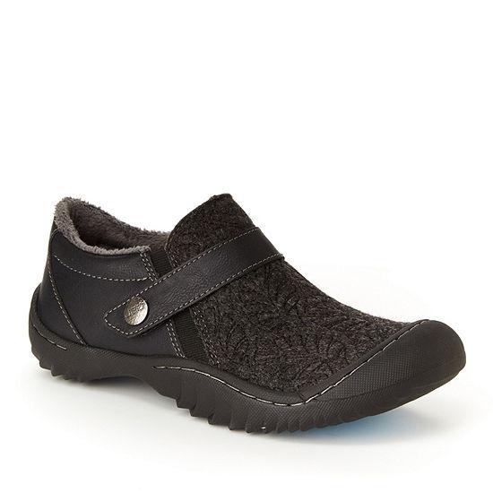 J Sport By Jambu Womens Blakely Slip-On Shoe Round Toe